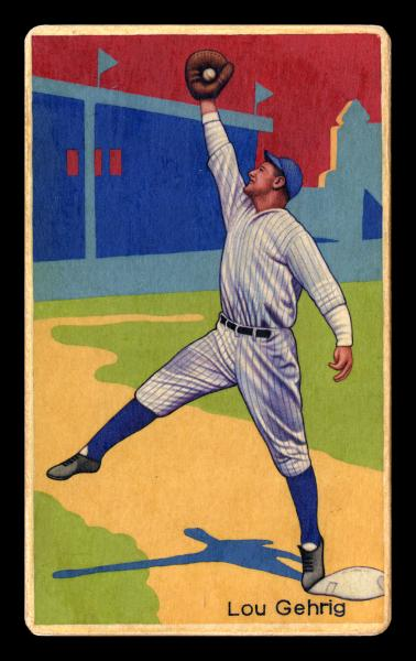 Helmar Brewing Image for Series Boston Garter Game of the Century, front of card