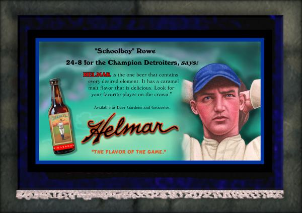 Helmar Brewing Image for Series French Silks Giant, front of card