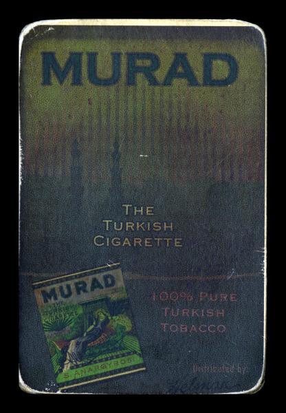 Helmar Brewing Image for Series Helmar Oasis, back of card