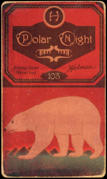 Helmar Brewing Image for Series Polar Night, back of card