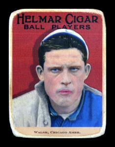 Picture of Helmar Brewing Baseball Card of Ed WALSH (HOF), card number 30 from series E145-Helmar
