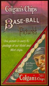 Picture, Helmar Brewing, Famous Athletes Card # 301, Burleigh GRIMES (HOF), Making spitball, Chicago White Sox