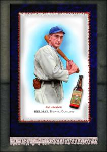 Picture, Helmar Brewing, French Silks Small Card # 18,