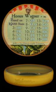 Picture, Helmar Brewing, H813-4 Boston Garter-Helmar Card # 50, Honus WAGNER (HOF), 2.5
