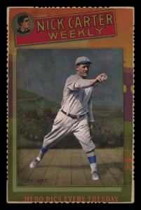 Picture of Helmar Brewing Baseball Card of Howie Camnitz, card number 22 from series Helmar Cabinet III