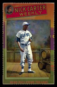 Picture of Helmar Brewing Baseball Card of Martin DIHIGO (HOF), card number 28 from series Helmar Cabinet III