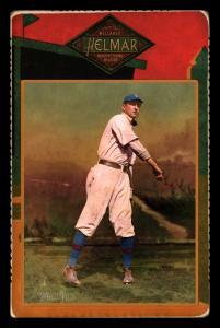 Picture of Helmar Brewing Baseball Card of Vic WILLIS (HOF), card number 104 from series Helmar Cabinet Series II