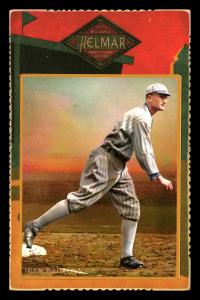Picture of Helmar Brewing Baseball Card of Fred McMullen, card number 30 from series Helmar Cabinet Series II