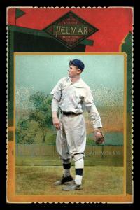 Picture of Helmar Brewing Baseball Card of Christy MATHEWSON (HOF), card number 40 from series Helmar Cabinet Series II