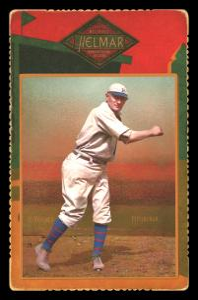 Picture of Helmar Brewing Baseball Card of Honus WAGNER (HOF), card number 60 from series Helmar Cabinet Series II