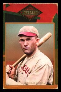 Picture of Helmar Brewing Baseball Card of Rogers HORNSBY (HOF), card number 70 from series Helmar Cabinet Series II