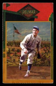 Picture of Helmar Brewing Baseball Card of Fred CLARKE (HOF), card number 79 from series Helmar Cabinet Series II