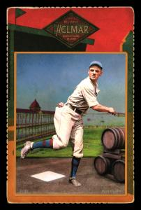 Picture of Helmar Brewing Baseball Card of Max CAREY, card number 95 from series Helmar Cabinet Series II