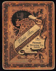 Picture, Helmar Brewing, Helmar Imperial Cabinet Card # 18, Honus WAGNER (HOF), Portrait, Pittsburgh Pirates