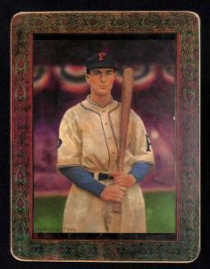 Picture of Helmar Brewing Baseball Card of Paul WANER (HOF), card number 50 from series Helmar Imperial Cabinet