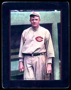 Picture of Helmar Brewing Baseball Card of Christy MATHEWSON (HOF), card number 99 from series Helmar Imperial Cabinet