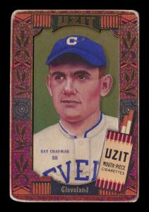 Picture of Helmar Brewing Baseball Card of Ray Chapman, card number 204 from series Helmar Oasis