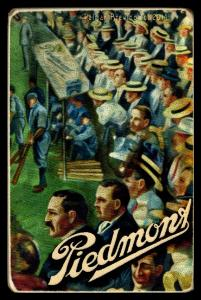 Picture, Helmar Brewing, Helmar Oasis Card # 29, Chick Gandil, White cap, blue bill, Chicago White Sox
