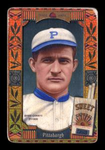 Picture of Helmar Brewing Baseball Card of Howie Camnitz, card number 52 from series Helmar Oasis
