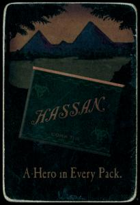Picture, Helmar Brewing, Helmar Oasis Card # 75, Chief Wilson,