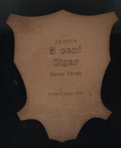 Picture, Helmar Brewing, L1-Helmar Card # 36, Honus WAGNER (HOF), Portrait, Pittsburgh Pirates