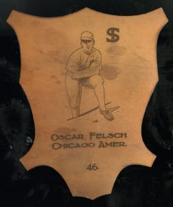 Picture of Helmar Brewing Baseball Card of Oscar