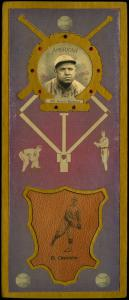 Picture of Helmar Brewing Baseball Card of Burleigh GRIMES (HOF), card number 199 from series L3-Helmar Cabinet