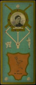 Picture of Helmar Brewing Baseball Card of Ed WALSH (HOF), card number 26 from series L3-Helmar Cabinet