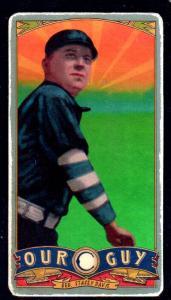 Picture of Helmar Brewing Baseball Card of George DAVIS (HOF), card number 149 from series Helmar Our Guy