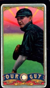 Picture of Helmar Brewing Baseball Card of Jiggs Donahue, card number 150 from series Helmar Our Guy