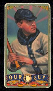 Picture of Helmar Brewing Baseball Card of Hugh DUFFY, card number 157 from series Helmar Our Guy