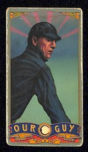 Picture of Helmar Brewing Baseball Card of Frank Owen, card number 161 from series Helmar Our Guy
