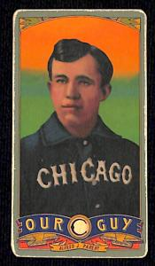 Picture of Helmar Brewing Baseball Card of Freddy Parent, card number 162 from series Helmar Our Guy