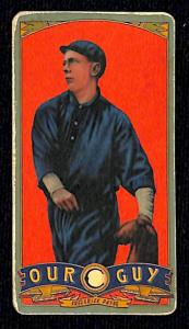 Picture of Helmar Brewing Baseball Card of Fred Payne, card number 165 from series Helmar Our Guy