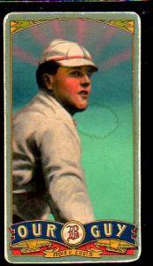 Picture of Helmar Brewing Baseball Card of Eddie Cicotte, card number 67 from series Helmar Our Guy