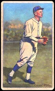 Picture of Helmar Brewing Baseball Card of Max CAREY, card number 101 from series Helmar Polar Night