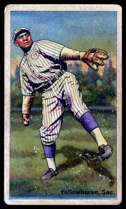 Picture of Helmar Brewing Baseball Card of Moses