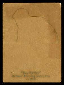 Picture, Helmar Brewing, R318-Helmar Card # 109, Fred CLARKE (HOF), Waiting for Runner, Pittsburg Pirates