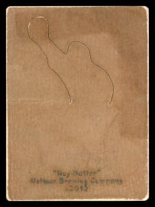 Picture, Helmar Brewing, R318-Helmar Card # 131, Lloyd WANER (HOF), Reaching, Pittsburg Pirates