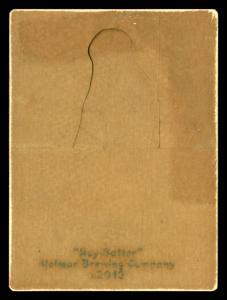 Picture, Helmar Brewing, R318-Helmar Card # 141, Honus WAGNER (HOF), Bat at knees, Pittsburg Pirates