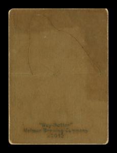 Picture, Helmar Brewing, R318-Helmar Card # 142, Honus WAGNER (HOF), Tossing Bat, Pittsburg Pirates