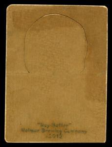 Picture, Helmar Brewing, R318-Helmar Card # 151, Pie TRAYNOR (HOF), Portrait, Pittsburg Pirates