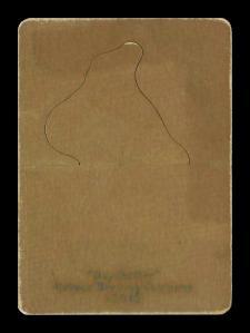Picture, Helmar Brewing, R318-Helmar Card # 192, Kiki CUYLER (HOF), Glove in pocket, Pittsburg Pirates