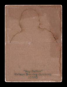 Picture, Helmar Brewing, R318-Helmar Card # 207, Paul WANER (HOF), Elbow on Knee, kneeling, Pittsburg Pirates