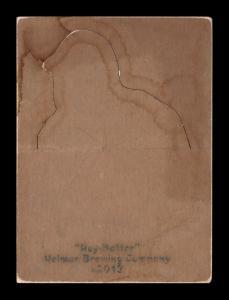 Picture, Helmar Brewing, R318-Helmar Card # 215, Honus WAGNER (HOF), Crouching fielding , Pittsburgh Pirates