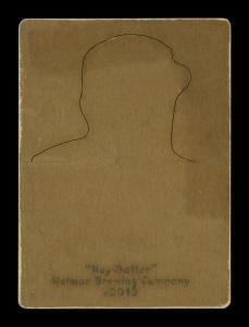 Picture, Helmar Brewing, R318-Helmar Card # 297, Kiki CUYLER (HOF), Portrait, Pittsburg Pirates