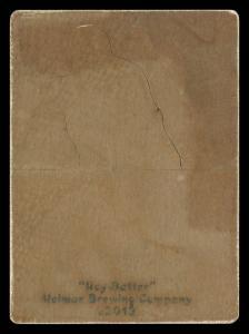 Picture, Helmar Brewing, R318-Helmar Card # 89, Vic WILLIS (HOF), Throwing, Pittsburg Pirates