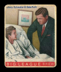 Picture of Helmar Brewing Baseball Card of Babe RUTH (HOF), card number 440 from series R319-Helmar Big League
