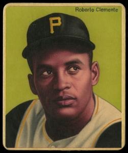 Picture of Helmar Brewing Baseball Card of Roberto CLEMENTE, card number 65 from series R319-Helmar Big League