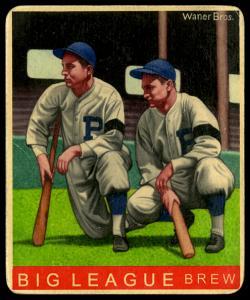 Picture of Helmar Brewing Baseball Card of Paul WANER (HOF), card number 68 from series R319-Helmar Big League